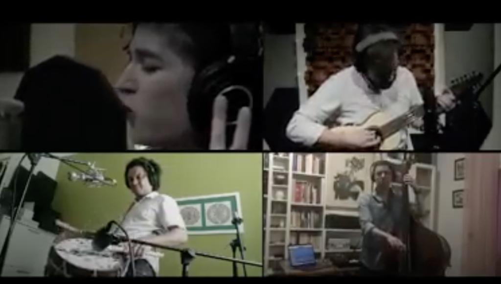 Reconóceme es la canción interpretada por colombianos en el exterior y producida por la Comisión de la Verdad.