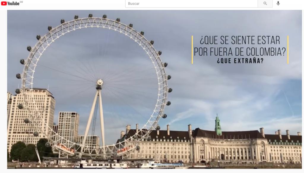 El corto video Muralla de voces fue producido por el Nodo Reino Unido Irlanda de apoyo a la Comisión de la Verdad de Colombia.