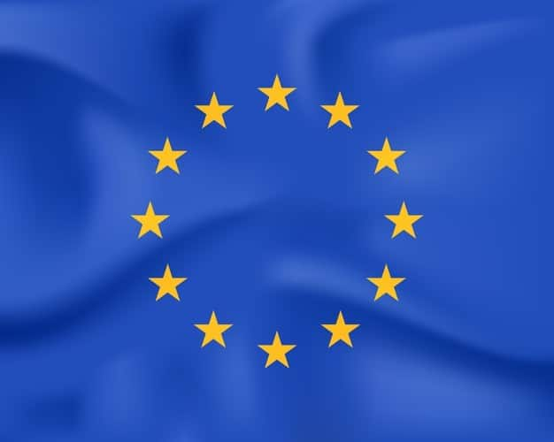 La Unión Europea alberga la mayoría de los estados del continente.